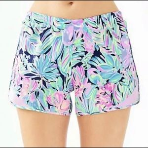 Lilly Pulitzer Ocean Trails Shorts Berudaful